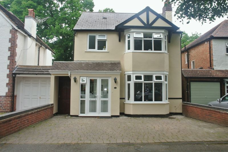 4 Bedrooms Detached House for sale in Smirrells Road, Hall Green B28