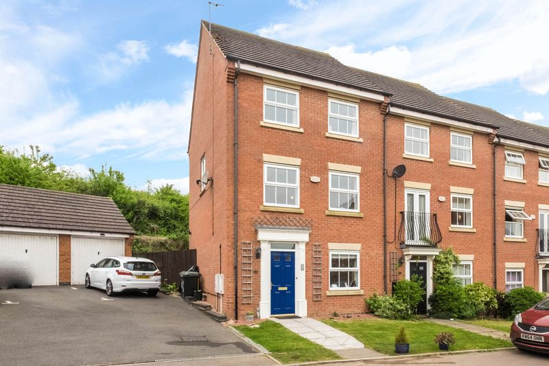 3 Bedrooms Terraced House for sale in Blackwell Close, Higham Ferrers