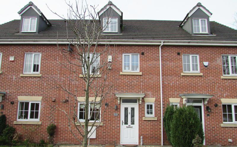4 Bedrooms Terraced House for sale in Hendon Grove Hopwood.