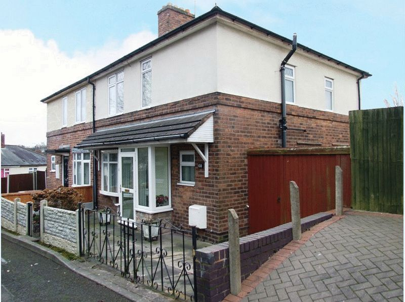 3 Bedrooms Semi Detached House for sale in Prouds Lane, Bilston