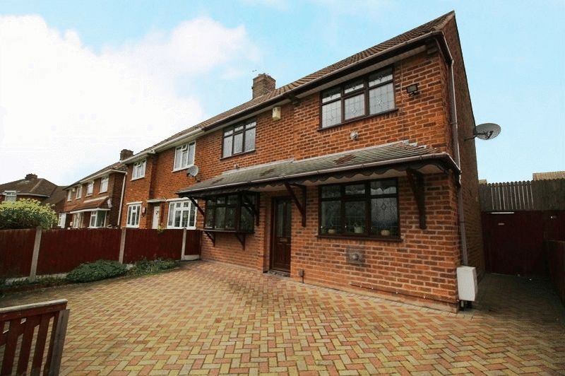 3 Bedrooms Semi Detached House for sale in Weddell Wynd, Bilston