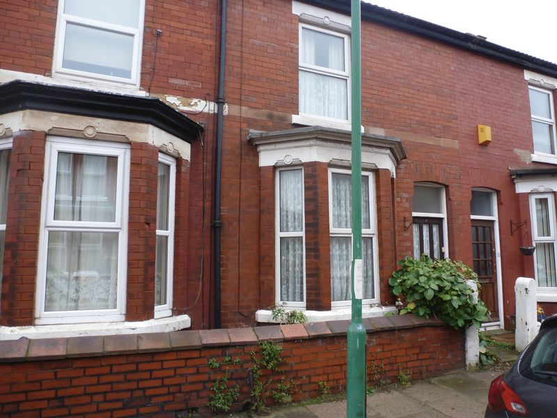 2 Bedrooms Terraced House for sale in Portland Avenue, Liverpool