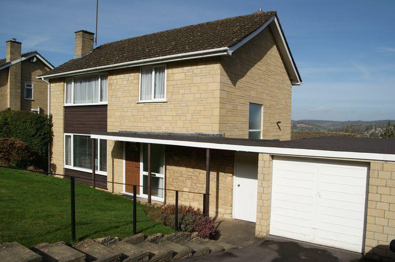 4 Bedrooms Detached House for sale in Hantone Hill, Bathampton, Bath