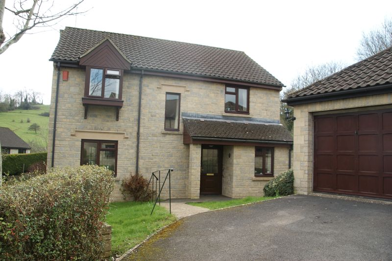 4 Bedrooms Detached House for sale in Westbrook Park, Bath