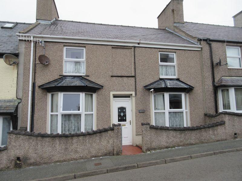 3 Bedrooms Terraced House for sale in Chapel Street, Amlwch