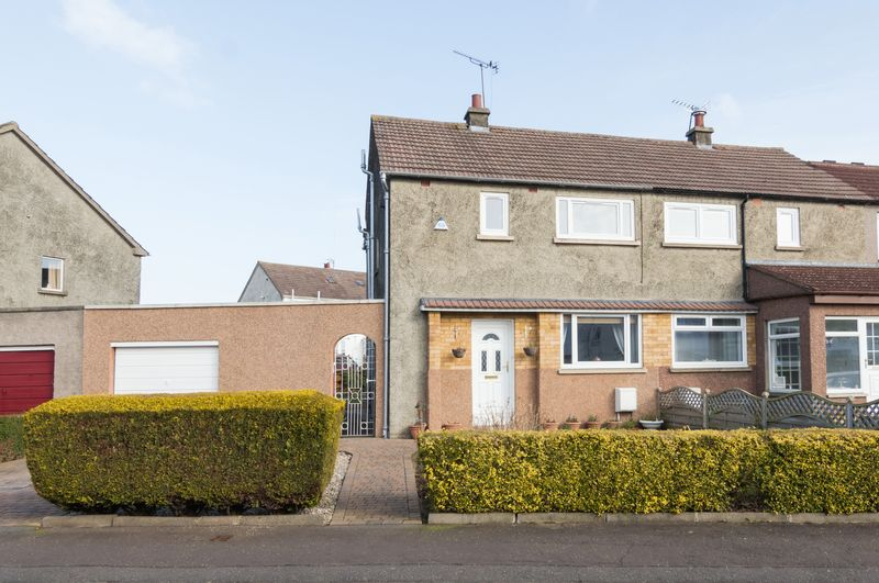 4 Bedrooms Semi Detached House for sale in 82 Wester Broom Drive, Corstorphine, Edinburgh EH12 7RQ