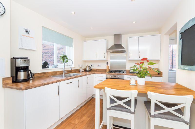 4 Bedrooms Detached House for sale in 6 Maude Park, Kirkliston, Edinburgh, EH29 9FG