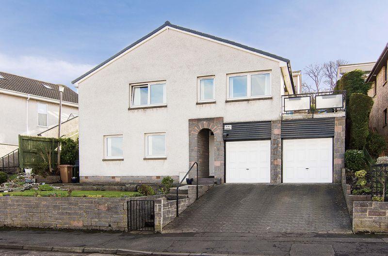 3 Bedrooms Detached House for sale in 11 Blackford Hill Grove, Blackford, Edinburgh, EH9 3HA