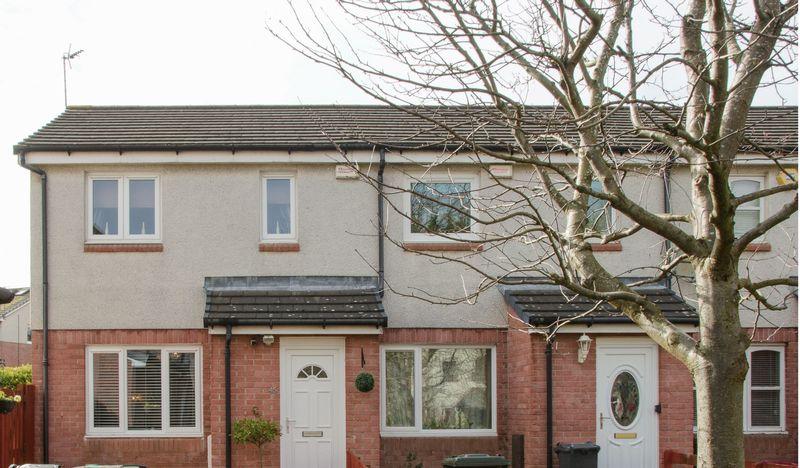2 Bedrooms Terraced House for sale in 45 West Pilton Green, West Pilton, Edinburgh, EH4 4EX