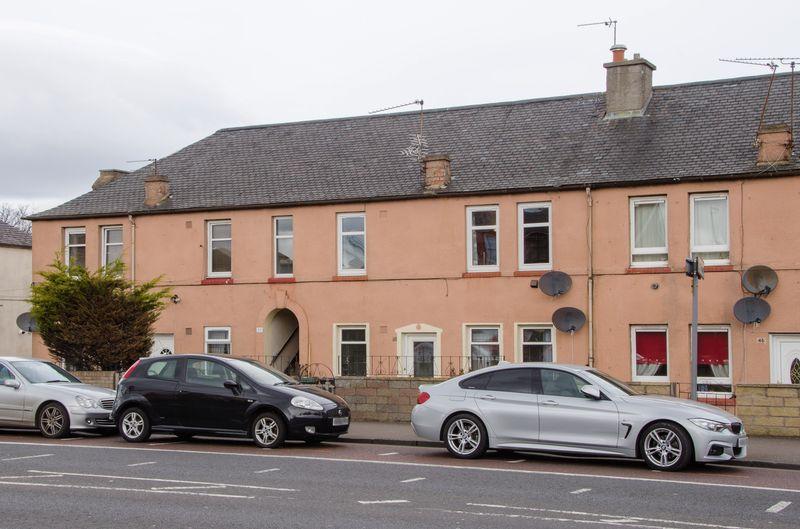 2 Bedrooms Flat for sale in 50/2 Stenhouse Road, Stenhouse, Edinburgh, EH11 3LH