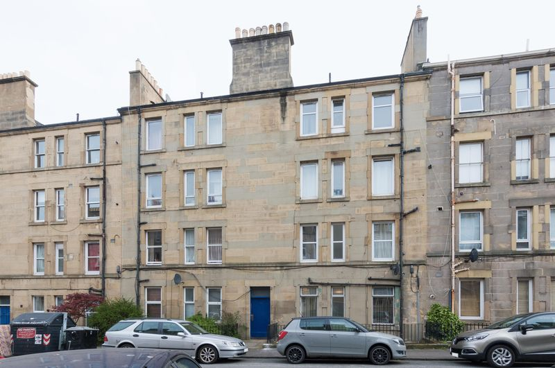 1 Bedroom Flat for sale in 11/2 Wardlaw Place, Shandon, Edinburgh EH11 1UQ