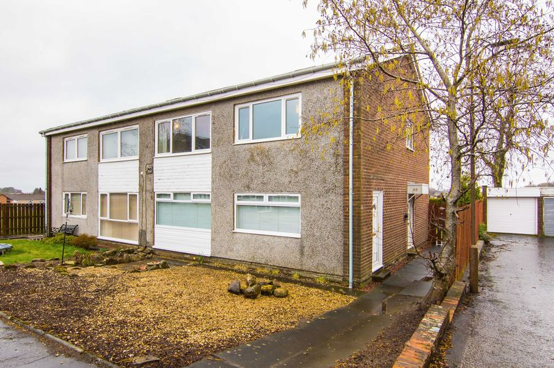 2 Bedrooms Flat for sale in 67 Cairns Drive, Balerno, Edinburgh, EH14 7HH