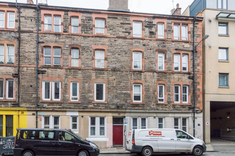 1 Bedroom Flat for sale in 35/5 (1F2) Lauriston Street, Tollcross, Edinburgh EH3 9DQ