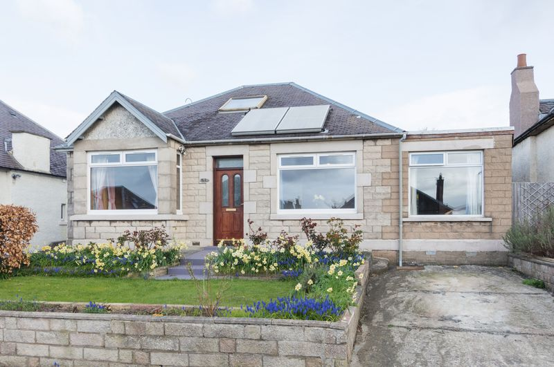 4 Bedrooms Detached Bungalow for sale in 61 Hillview Road, Corstorphine, Edinburgh EH12 8QH