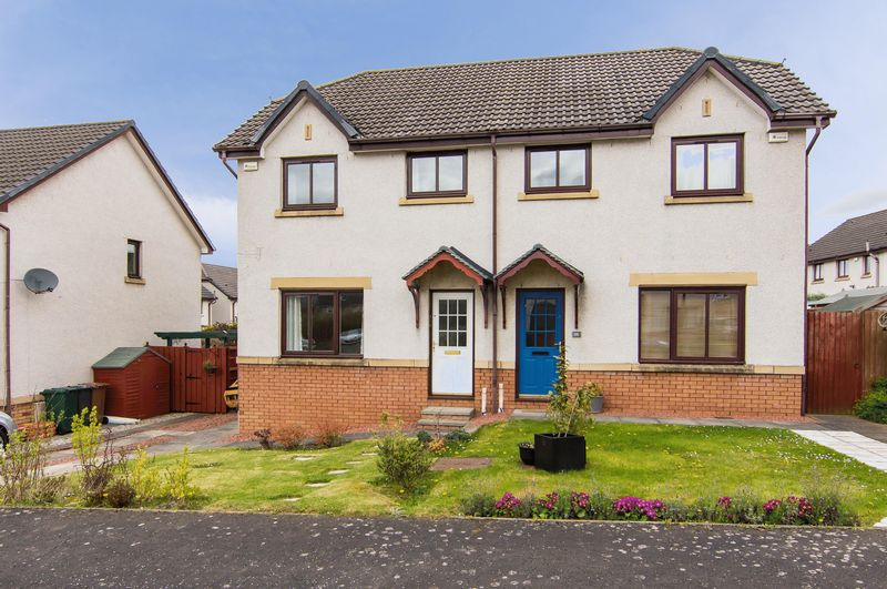 3 Bedrooms Semi Detached House for sale in 118 The Murrays, Liberton, Edinburgh, EH17 8UP