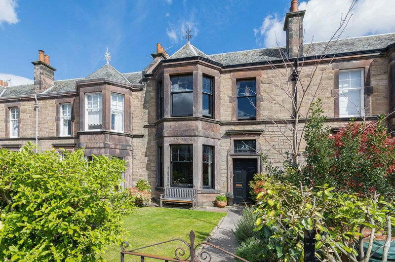 4 Bedrooms Terraced House for sale in 23 Granby Road, Newington, Edinburgh EH16 5NP