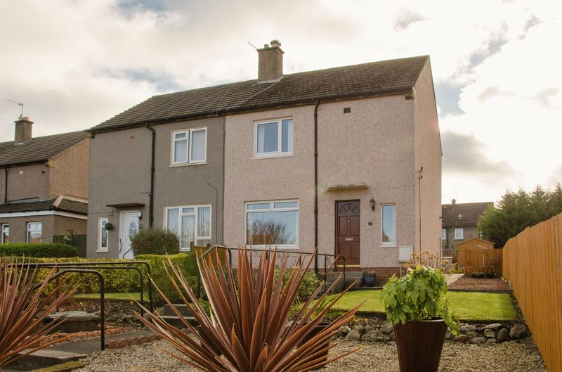 2 Bedrooms Semi Detached House for sale in 79 Easter Drylaw Place, Drylaw, Edinburgh, EH4 2QH