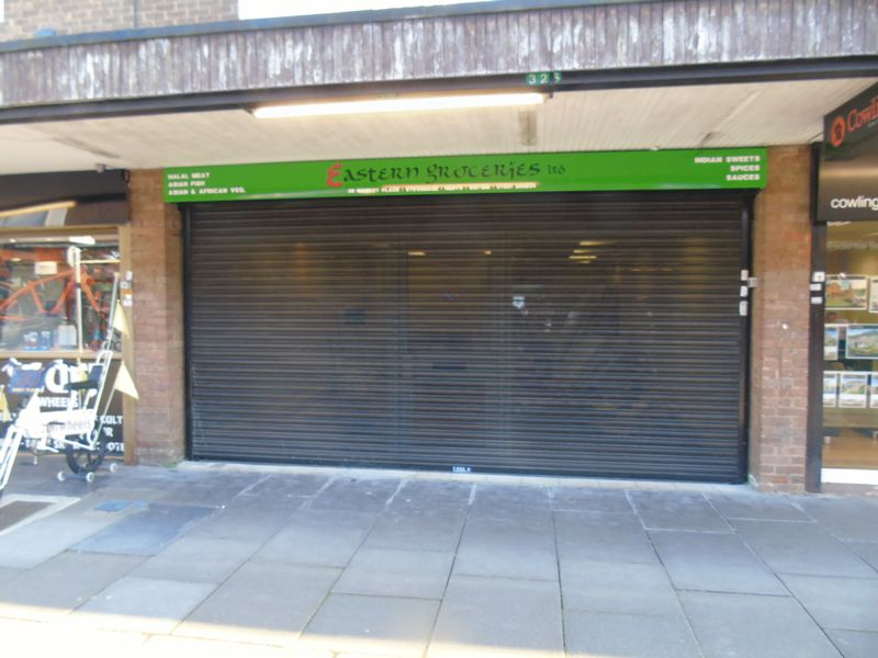 Property for sale in Leasehold Shops- Stevenage Town Centre
