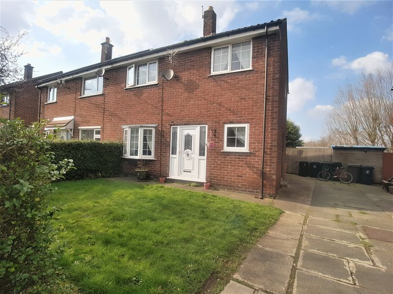 3 Bedrooms Semi Detached House for sale in Hesketh Road, Burscough, Ormskirk