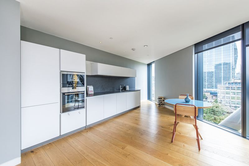 2 Bedrooms Flat for sale in Sumner Street, London