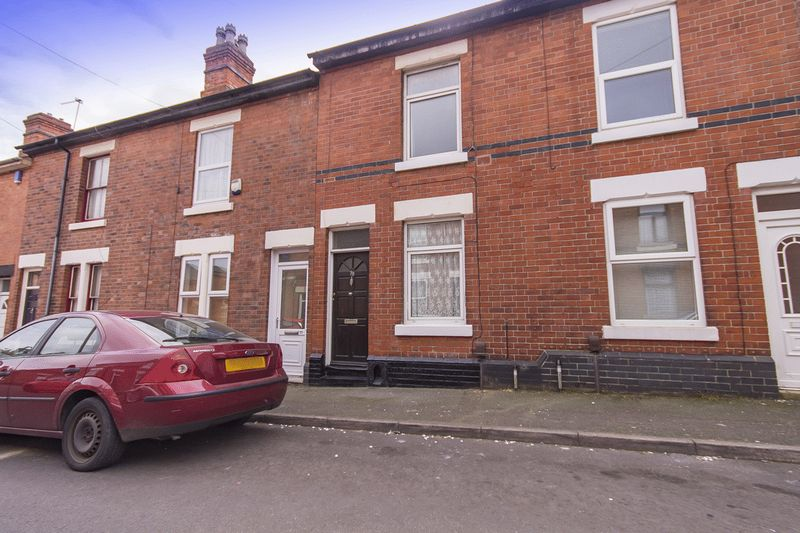 3 Bedrooms Terraced House for sale in WILD STREET, DERBY