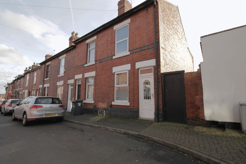 2 Bedrooms House for sale in WILD STREET, DERBY
