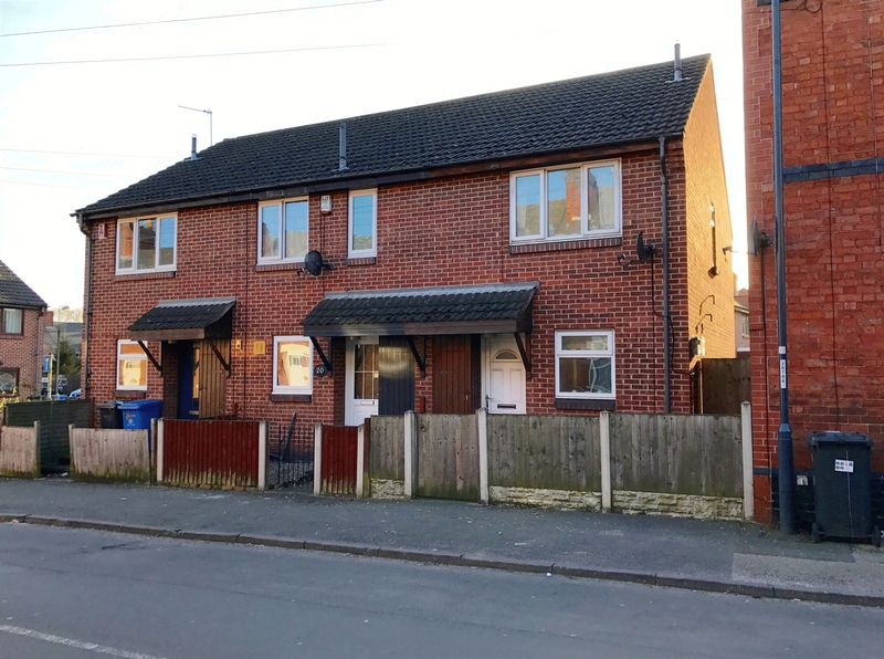 2 Bedrooms House for sale in DEAN STREET, DERBY