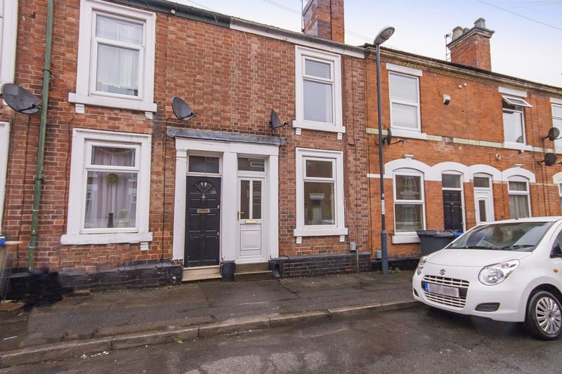 2 Bedrooms Terraced House for sale in PEEL STREET, DERBY