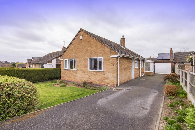 2 Bedrooms Detached Bungalow for sale in FARNWAY, DARLEY ABBEY