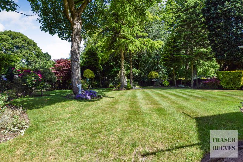 Haydock Park Gardens