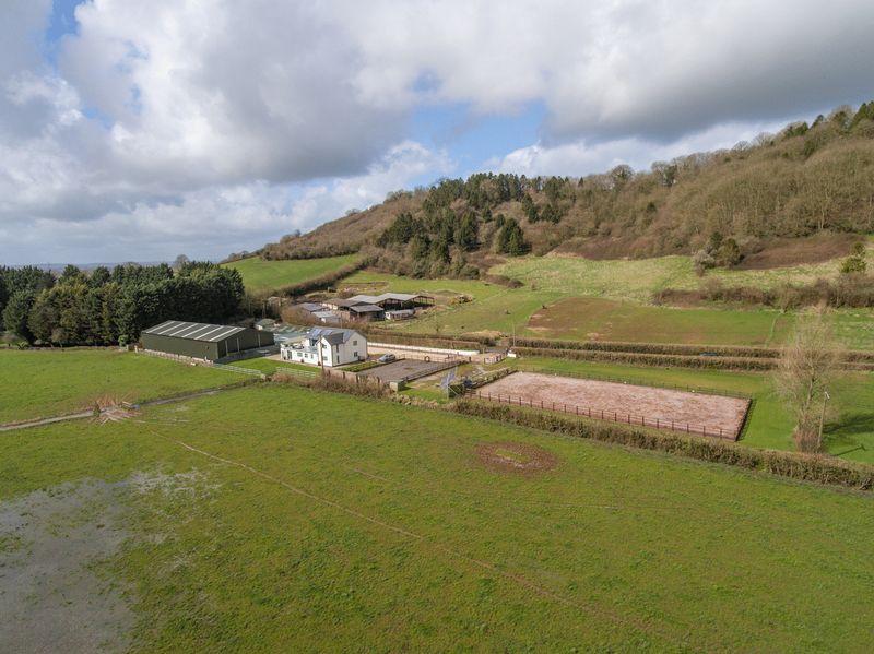 Castle Lane, Wookey
