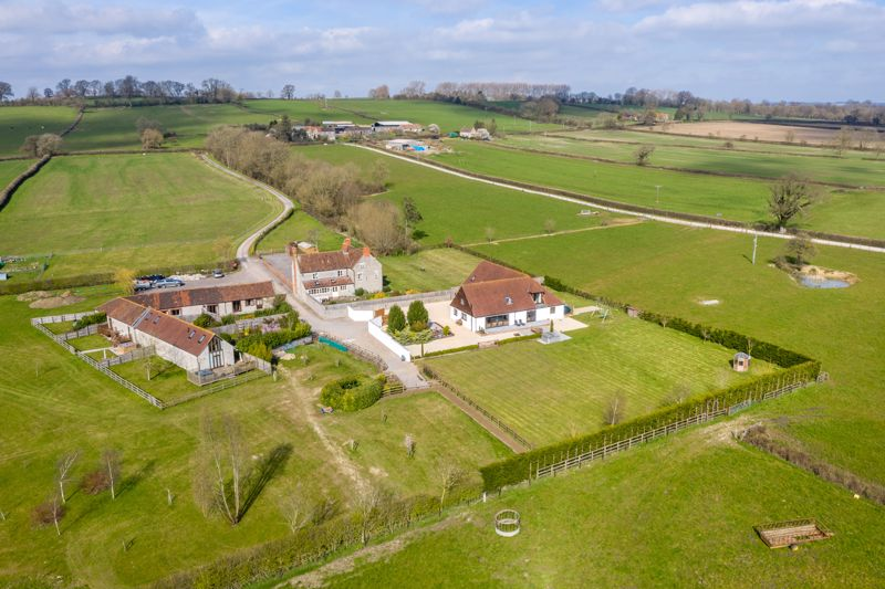 The Lodge, Lower Withial Farm East Pennard