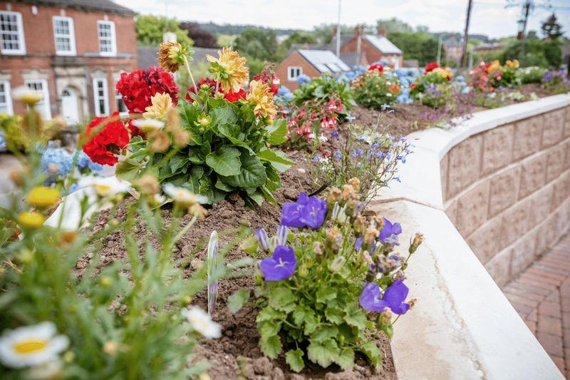 Garden Village Tean