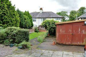 Wall Lane Terrace Cheddleton