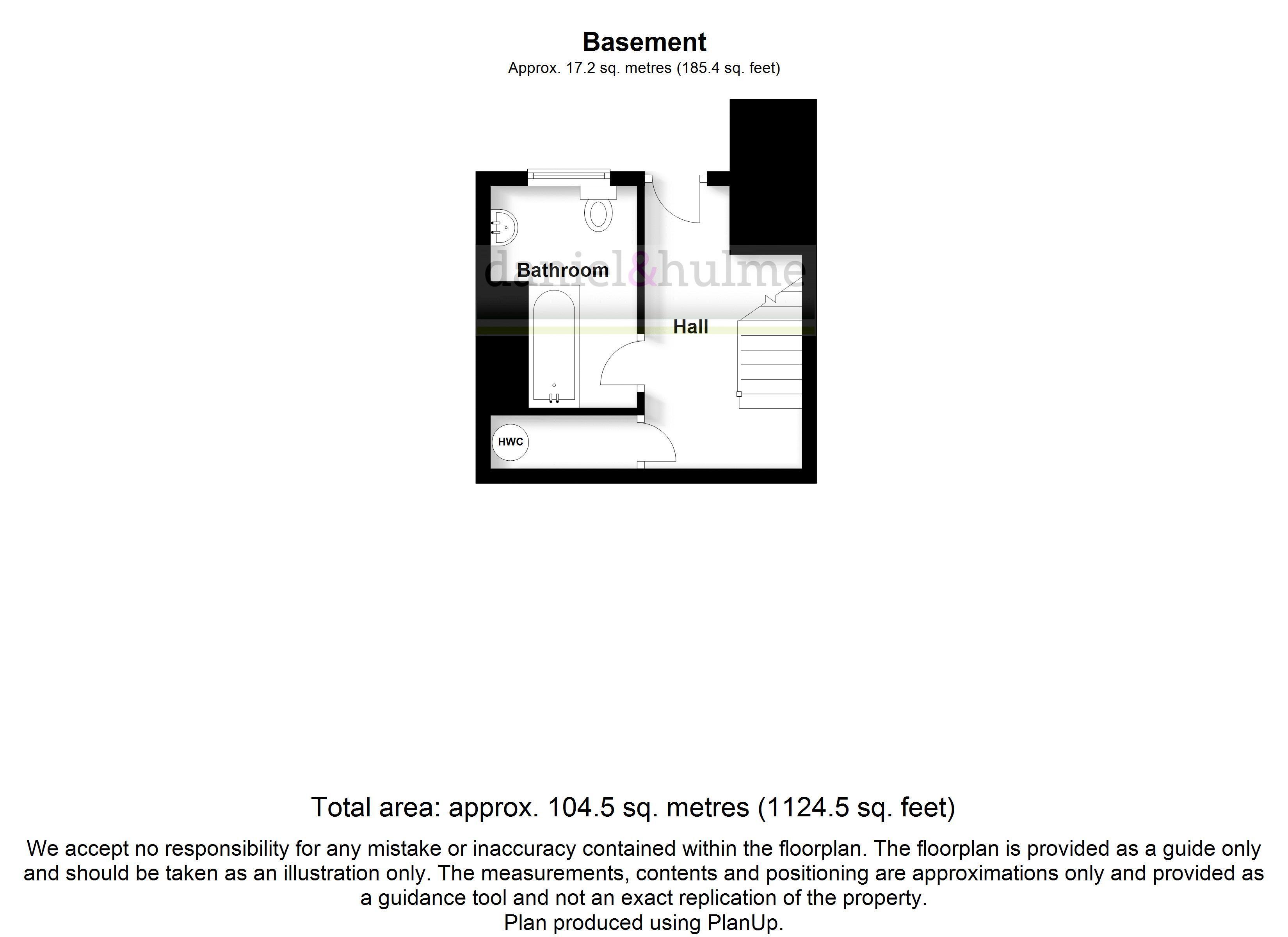 Ground Floor / Basement