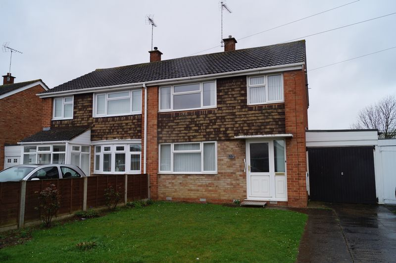 3 Bedrooms Semi Detached House for sale in Kingstone Avenue, Hucclecote, Gloucester