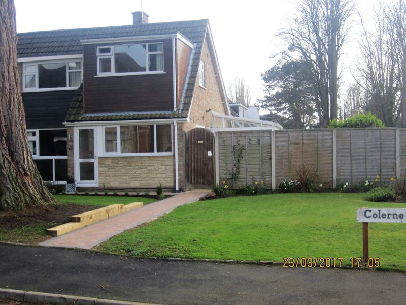 4 Bedrooms Semi Detached House for sale in Colerne Drive, Hucclecote, Gloucester