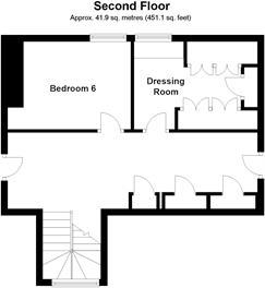 Oakwood Manor second floor