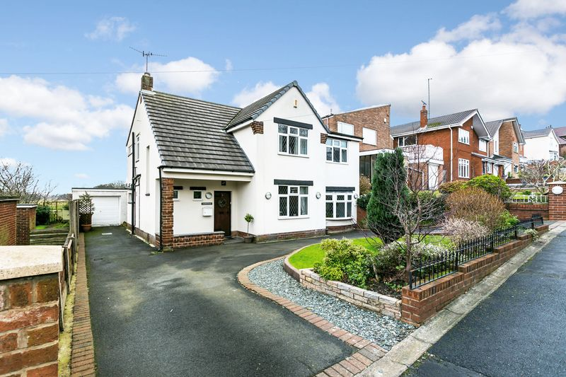 3 Bedrooms Detached House for sale in Moss Bank Road, St. Helens, WA11 7DE