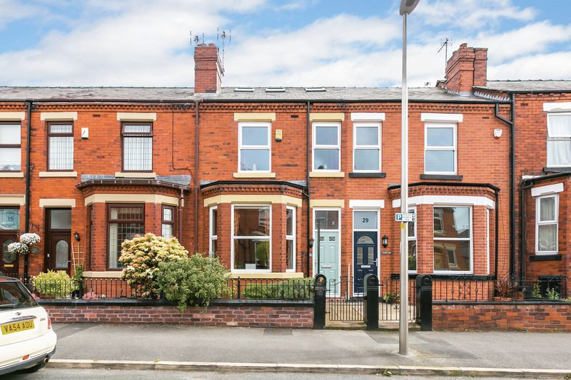 2 Bedrooms Terraced House for sale in Avondale Road, Swinley, WN1 2BE
