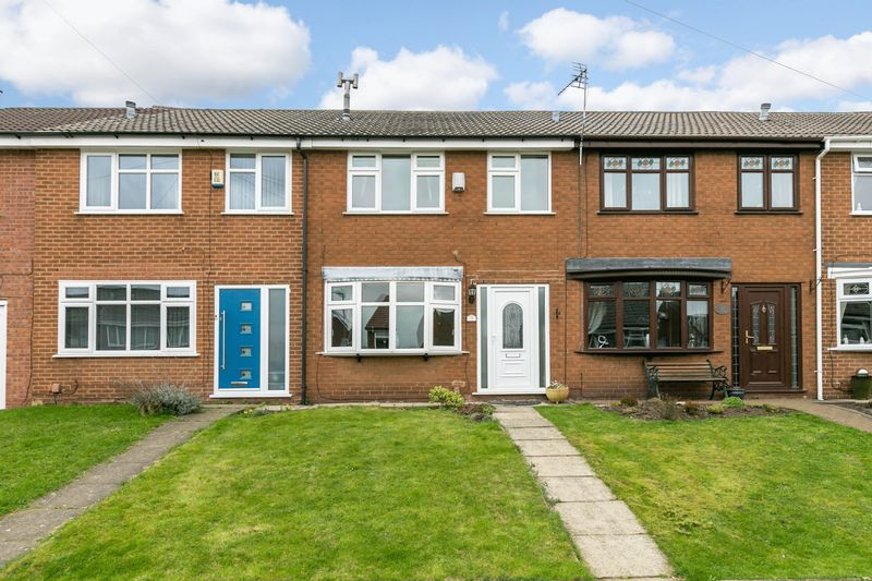3 Bedrooms Terraced House for sale in Elizabethan Drive, Ince, WN3 4UA