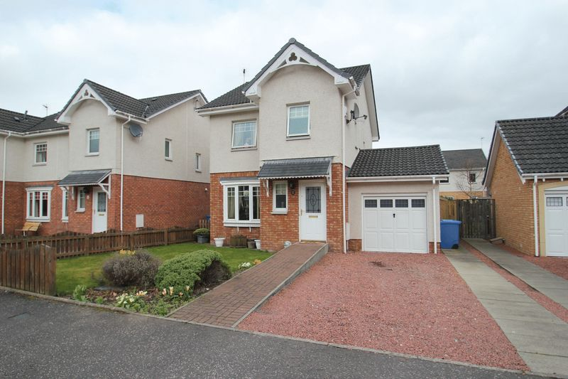 3 Bedrooms Detached House for sale in Coats Crescent, Alloa