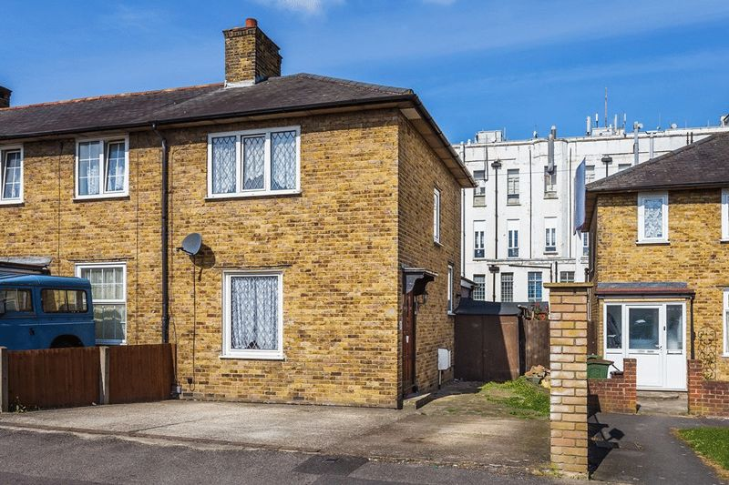 2 Bedrooms Terraced House for sale in Westminster Road, SUTTON