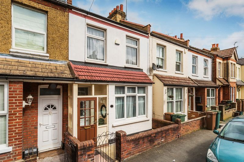 3 Bedrooms Terraced House for sale in Sorrento Road, SUTTON