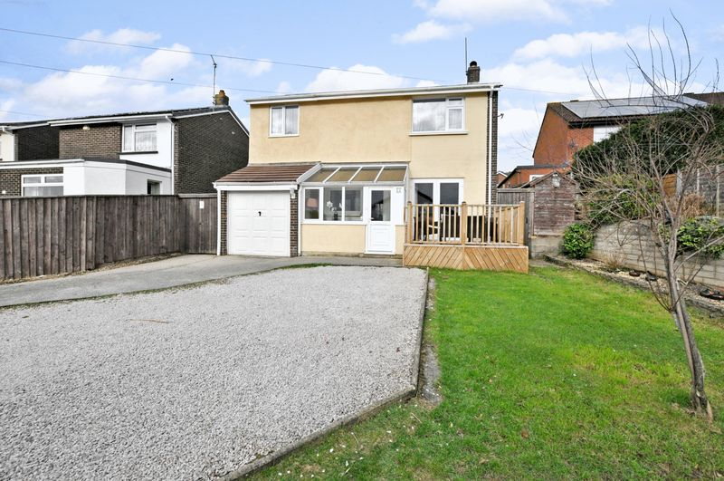3 Bedrooms Detached House for sale in Tarrs Avenue, Kingsteignton