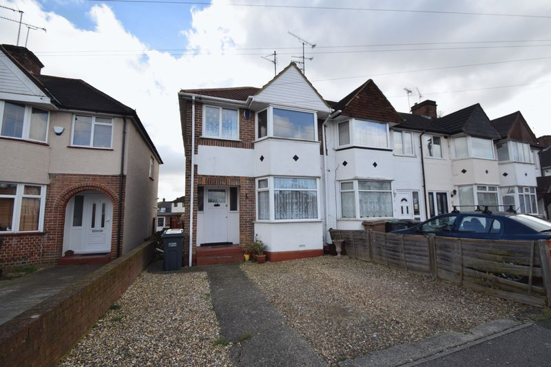 3 Bedrooms Terraced House for sale in Willow Way, Luton