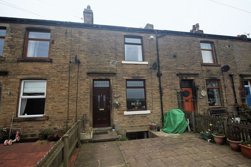 2 Bedrooms Terraced House for sale in Wilderness Road, Upper Edge, Elland