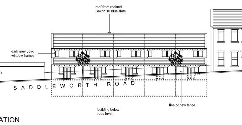 Land adj to 48 Saddleworth Road