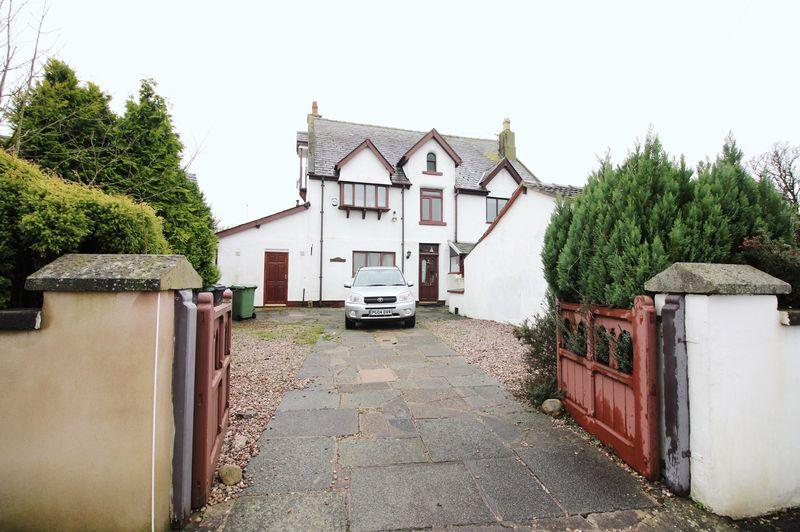 3 Bedrooms Semi Detached House for sale in 1 Shard Cottages, Old Bridge Lane, Poulton-Le-Fylde FY6 9BT