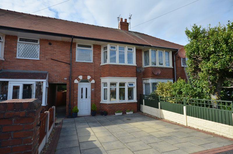 3 Bedrooms Terraced House for sale in 14 Belgrave Road, Poulton-Le-Fylde Lancs FY6 7RP